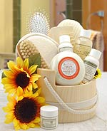 Spa & Pamper Gift Baskets in Lincoln