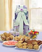 Snack Gift Towers From $29.95 Delivered to Lincoln, AL