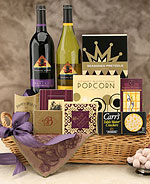 Wine Baskets Delivered To Lincoln, AL