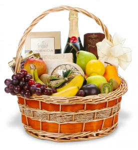 Champagne Gourmet & Fruit 154.95