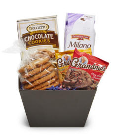 Just Add Milk Cookie Basket Delivery