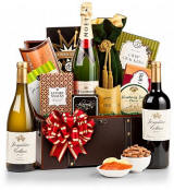 New Years Eve Gift Basket