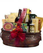 Deluxe Fruit Basket For A Birthday Gift