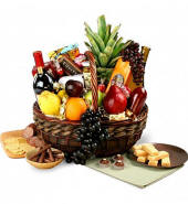 Thanksgiving Executive Wine Gift Basket 179.95