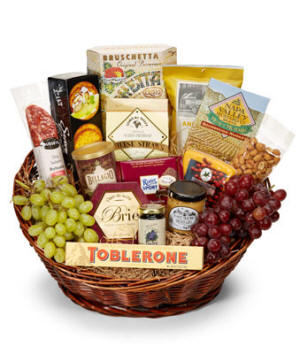 Fabulous Oregon Gourmet Gift Basket