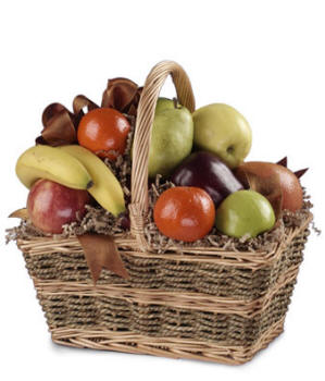 Utah Fresh Fruit Baskets