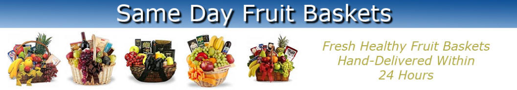 Fruit Wine Baskets Same Day Delivery