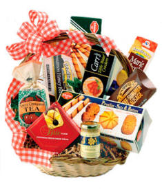 Gourmet Goodies Basket $49.99