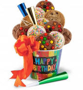 Birthday Cookies and Gifts Delivered in Kearney, Nebraska, AL