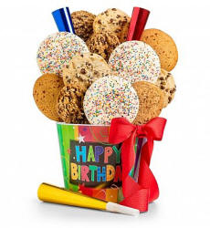 Happy Birthday Cookie Pail Sameday Delivery