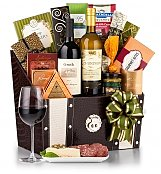 Wine Gift Baskets - North Dakota  Wine Basket Delivery