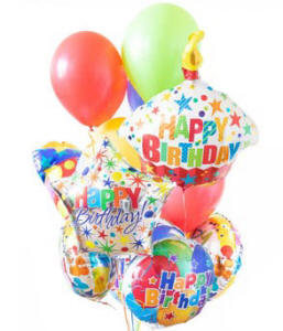 Same Day Balloons Birthday Get Well Congratulations